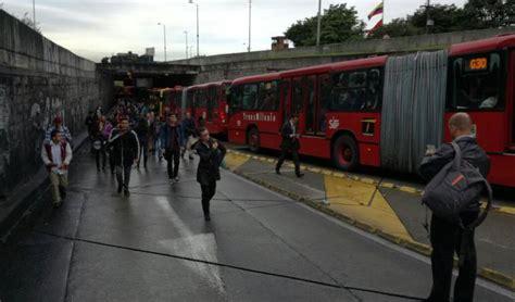 Caos De Movilidad En La Ciudad Mañana De Caos De