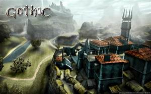 Photo Collection Gothic Game Artwork Wallpaper