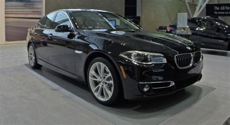 2015 Bmw 5 Series  Overview Cargurus