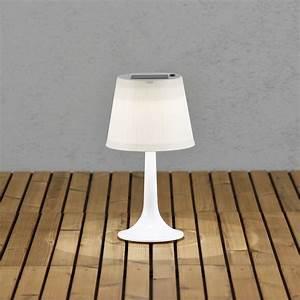 Lampe De Table Exterieur : lampe de table led solaire eclairage sans fil ~ Teatrodelosmanantiales.com Idées de Décoration