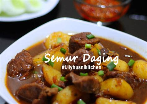resep semur daging sapi oleh lilyhusnikitchen cookpad