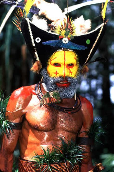 Papua New Guinea Topside
