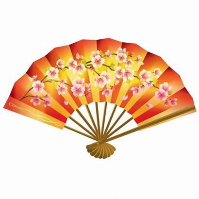 Fan Clipart Chinese Hand Silhouette Abaniko Clip