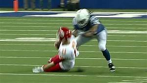 Chiefs39 Alex Smith Spencer Ware Suffer Concussions Vs