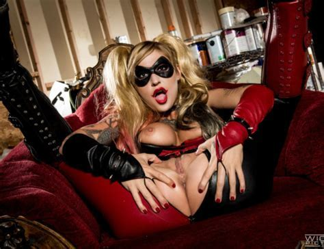 Harley Quinn Cosplay Adult