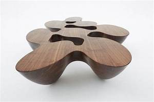 20 unique coffee tables for your living room With unique shaped coffee tables