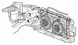 2006 Dodge Grand Caravan Isolator  Crossmember  Radiator