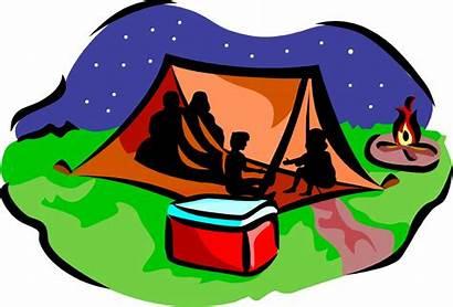Camping Clipart Camp Clip Summer Clipartix