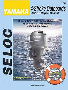 Yamaha  Suzuki  And Honda Outboard Service Manuals
