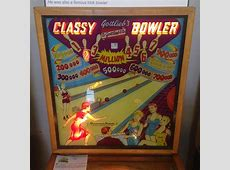 Backglass art for the Classy Bowler pinball game QuesoGuapo