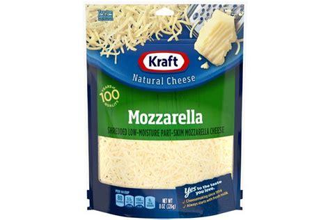 Shredded Low Moisture Part Skim Mozzarella Cheese