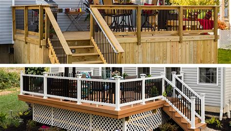 design and build a deck