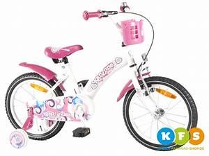 Fahrrad Ab 4 Jahre : kinder m dchen fahrrad 16 zoll ab 4 jahre mit r cktritt ~ Kayakingforconservation.com Haus und Dekorationen