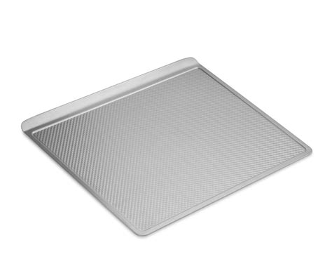 sonoma cookie sheet williams sheets finish traditional baking flat pan pans usa