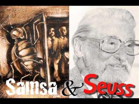 Kafka's Famous Character Gregor Samsa Meets Dr Seuss In A