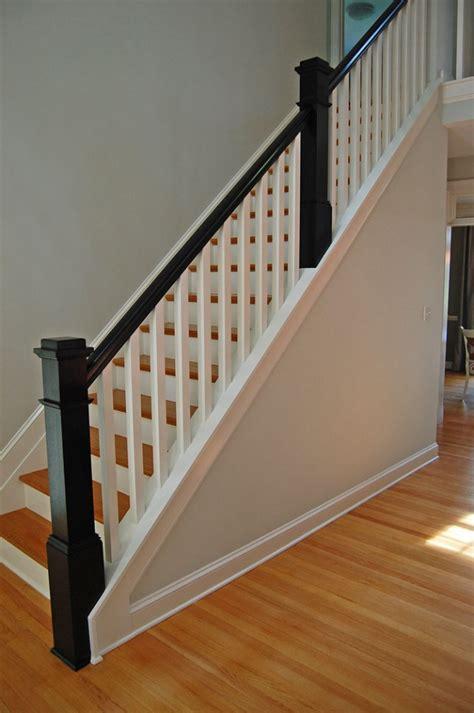 interior wood stair railing kits newsonairorg