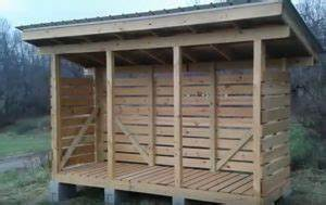 Holzunterstand Selber Bauen : kaminholzregal selber bauen baumarkt spezialisten ~ Whattoseeinmadrid.com Haus und Dekorationen