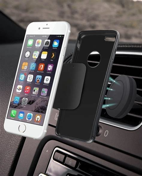 universal magnetic car phone holder hdtv entertainment
