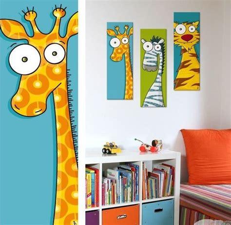tableau chambre tableau enfant original et rigolo place des bambins le