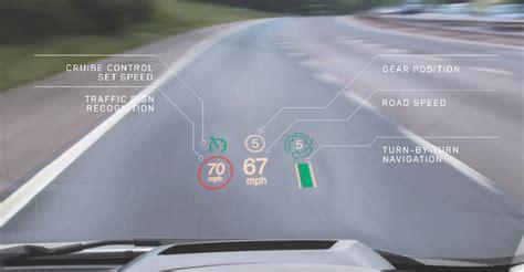 range rover evoque gains world  laser head  display