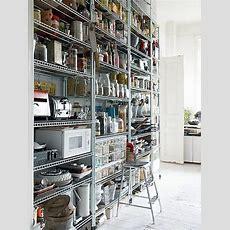Best Metal Kitchen Shelves Ideas On Pinterest  Kitchen