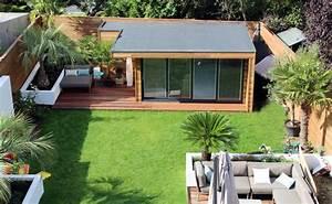 Modern Garden Studio Built In Central London
