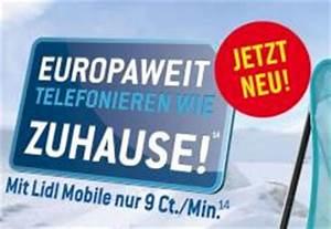 Aldi Talk Abrechnung : lidl mobile schafft innerhalb europas die roaming geb hren ab news ~ Themetempest.com Abrechnung