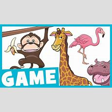 Learn Zoo Animals For Kids  What Is It? Game For Kids  Maple Leaf Learning Youtube