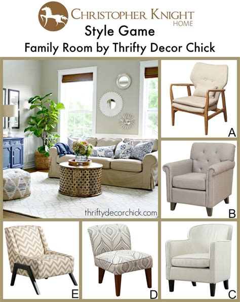 Thrifty Decor by 28 Best Images About Style Family Room By Thrifty