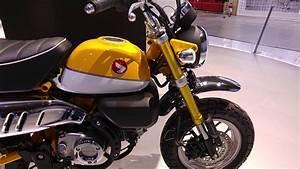 Honda Monkey 125 : honda super cub 125 concept and monkey 125 eicma 2017 ~ Melissatoandfro.com Idées de Décoration