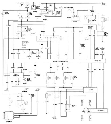 2011 Toyotum Wiring Diagram by Repair Guides Wiring Diagrams Wiring Diagrams
