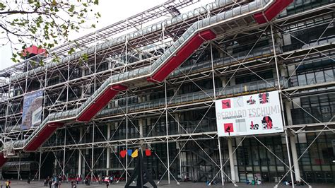 national museum of modern centre pompidou