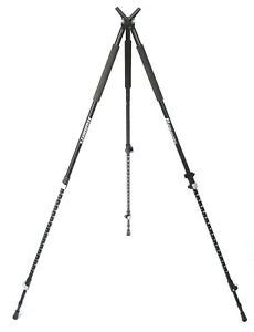foto de Hammers Safari Telescopic Shooting Tripod w/ Quick Flip