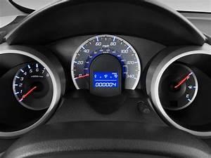 Image  2011 Honda Fit 5dr Hb Auto Sport W  Navi Instrument