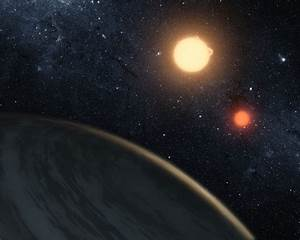 Photos: NASA Discovers Real-Life 'Tatooine' Planet With 2 ...