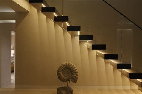 staircase lighting ideas tips and products cullen