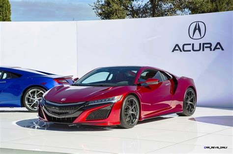 Acura NSX : 2016 Acura Nsx Carbon Options