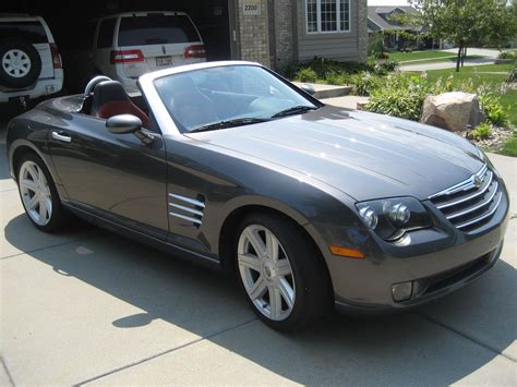 2005 Chrysler Crossfire For Sale by 2005 Chrysler Crossfire Limited Convertible For Sale