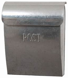 metal post box industrial letter boxes by cox cox With metal letter box