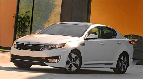How Much Does A Kia Optima Cost by 2011 Kia Optima Hybrid Prices Start At 26 500
