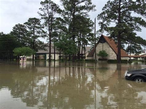 highway  reopens weeks  houstons flooding event