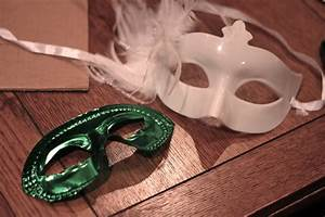 Masqurade Mask - DIY