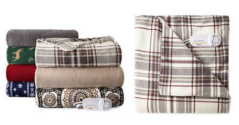 Biddeford Microplush Electric Throw Only .99! Couch With Throw Blanket Do Newborns Sleep A Wool Blankets Myer Can Newborn Babies How To Make Good Forts Dallas Cowboys Snuggie Sleeves No Sew Yarn Fringe Dog For Car Australia