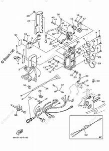 Yamaha Outboard Parts By Year 2006 And Later Oem Parts Diagram For Electrical