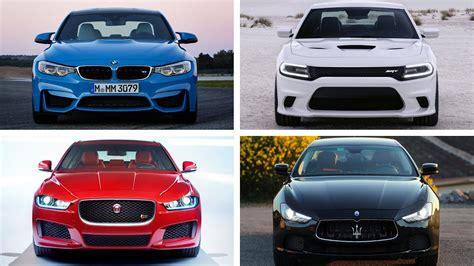 top  sports sedan cars  youtube
