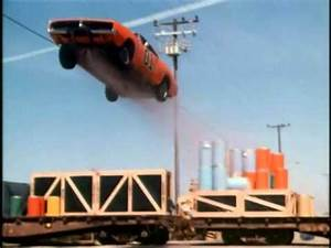 General Lee World Record Jump
