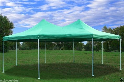 heavy duty canopy 22 x 16 heavy duty tent gazebo 4 colors