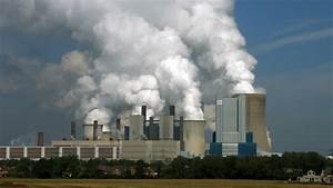 Air Pollution Coal-burning Power Plant 1080p Stock Footage ...