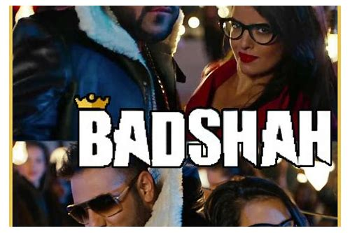 download badshah video song dj wale babu