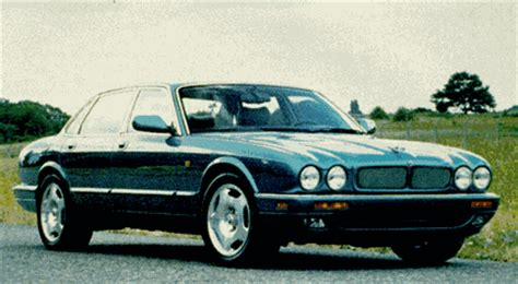 jaguar xj series review